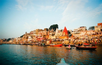 The National Mission for Clean Ganga (NMCG) bags Global Recognition
