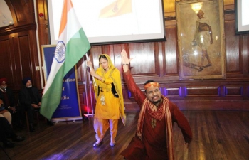 Punjab Day celebrations at India House