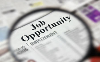 Notification of Vacancy - Procurement Officer