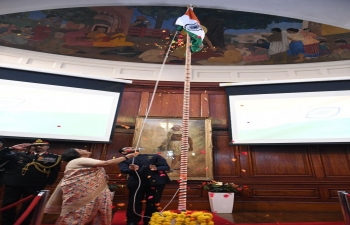 71st Republic Day celebration 2020 at India House, London.