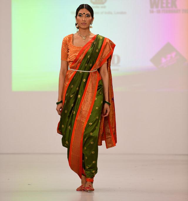 Paithni Saree- Maharashtra
