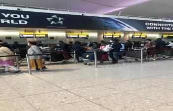 Mumbai Flight for 7th June 2020