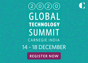 5th edition of the Global Technology Summit (GTS) from 14-18 December, 2020