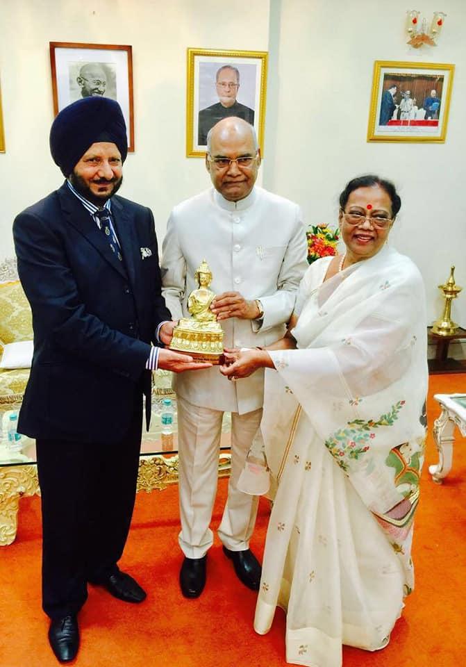 PravasiBartiyaDiwas 2021- Shri Resham Singh Sandhu