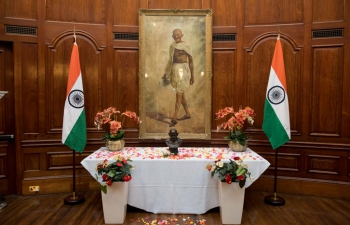 Martyrs Day at India House